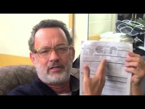 Tom Hanks video message to Kerman High School