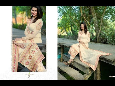 Latest Indian  Salwar Suits Dresses Collection 2018 || Vinay Fashion  || Impression 8161-8168 series