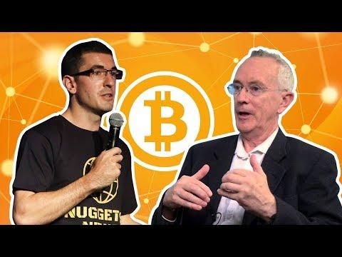 Prof. Steve Keen Debates Alex Saunders - Is Bitcoin Actually Useful?
