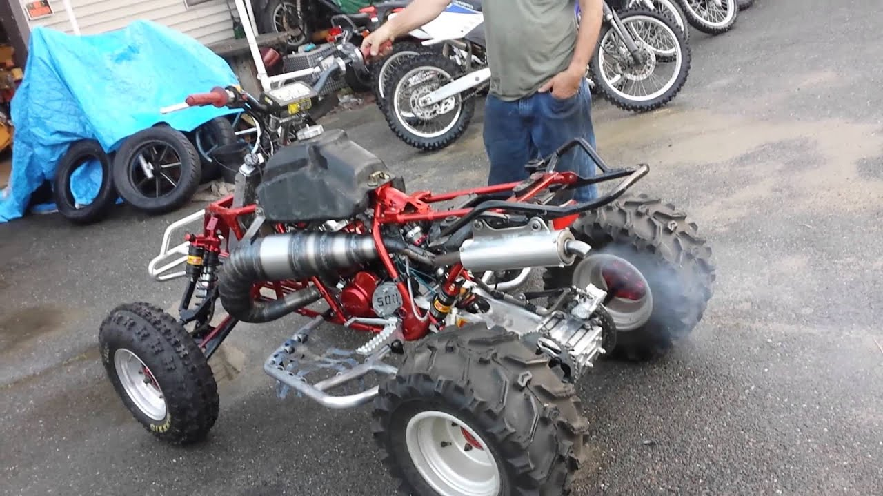 hight resolution of quadzilla 500