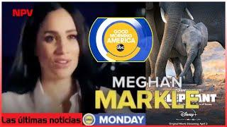 Meghan Markle Está Programada Para Dar Su Primera Entrevista Televisiva Desde Megxit El Lunes