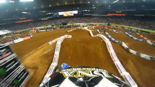 GoPro HD: St Louis Race Monster Supercross 2011