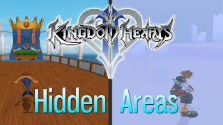 Kingdom Hearts 2 Final Mix - Hidden/Secret Areas