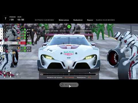 GT Sport - Toyota FT-1 @ Blue Moon Bay Speedway II - Daily Events - Live