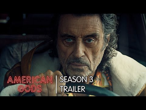 De officiële American Gods S3 trailer is hier