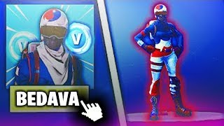 🎁FORTNITE GIVES FREE SKIN AND 300 V-PAPEL YOU GET A LOT OF PRINT / HEDIYE COSTUME - Fortnite English🎁