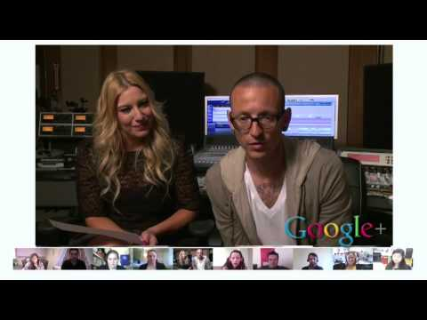 Linkin Park Google+ Hangout