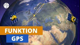 Wie funktioniert ein GPS? Satelliten weisen den Weg - Planet Schule - SWR