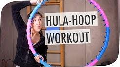 #flipfit | Hula Hoop Workout mit Regina Hickst