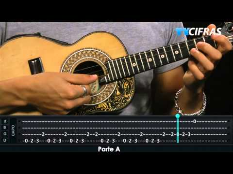 Waldir Azevedo - Carioquinha - Aula de Chorinho no Cavaquinho - TV Cifras