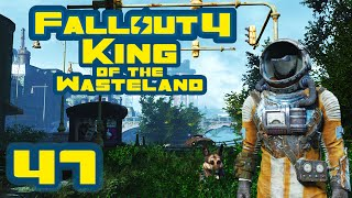 Let's Play Fallout 4: King of the Wasteland Challenge - Part 47 - Taking The Bots To The Shrink