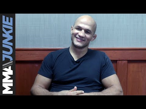 UFC Boise: Junior Dos Santos full pre-fight interview