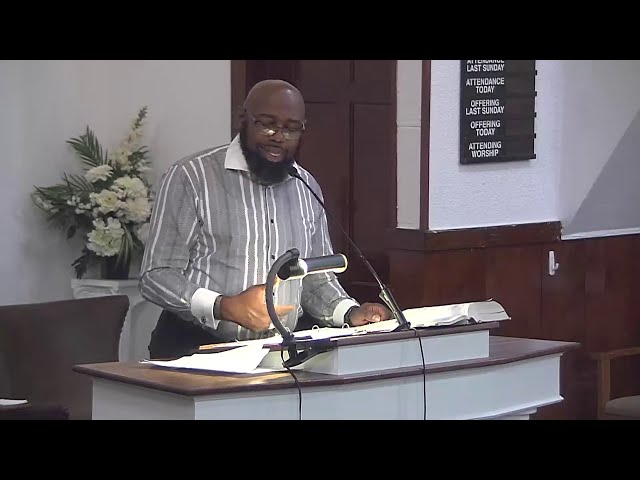 02-24-2021 - Hour of Power Bible Study with Pastor Kevin T. Daniels, Sr.