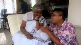 Sing nenjineley nenjineley for S Janaki Amma