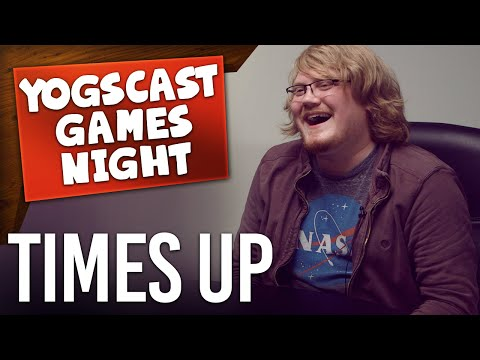 TIME'S UP! - Games Night XL