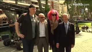 Los hermanos Wachowski en Bilbao