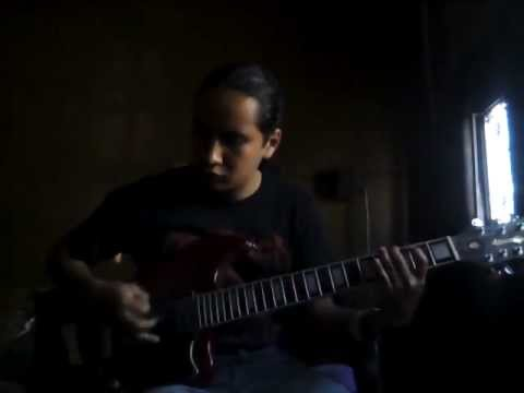 The Art Of Immolation (Cover Guitar)