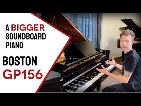 Boston Piano Model GP156 -  Baby grand Piano Built in 1996