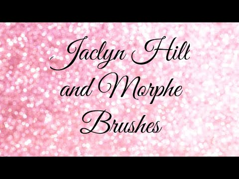 Jaclyn Hill and Morphe Brushes.  Update on hair growth thumbnail