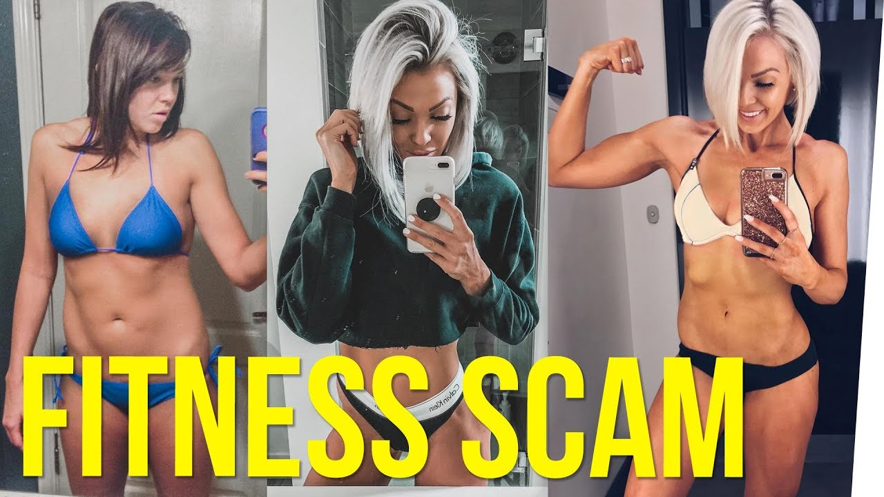 Fitness Influencer Accused of Scamming Her Followers  #Trend