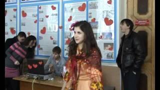 ТДАТУ День закоханих на ф- ті МТФ  2012 р