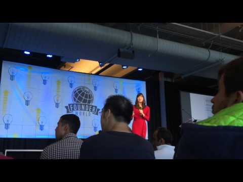 Danielle Fong - Founder World 2015 - (Founder & Chief Scientist @LightSail Energy)