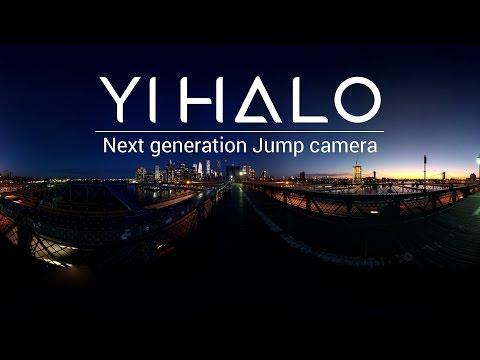 Mit Kundenprojekt gratis testen: YI HALO 360-Grad-Kamera von Google