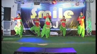 Repeat youtube video Bhangra Group / Gidha Group / Best Bhangra Gidha Group/