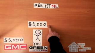 GMC #enlistme | Green Buick GMC