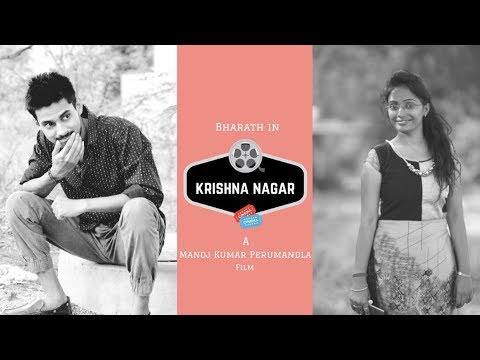 Krishna Nagar Telugu    Latest Shortfilm 2017    Film By manojkumar.perumandla    Bharat