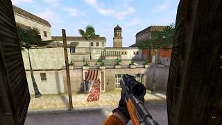 NO ONE LIVES FOREVER (GOTY) (2000) - Morocco Playthrough @ [4K] Gameplay - (No Commentary)