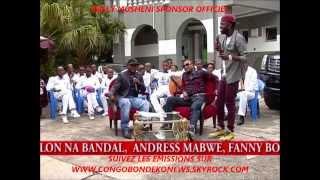 Koffi Olomide Azongeli Kofula Ba Musicien Naye-Presente Fabregas de Kofficentral Chez Gabbana Basele