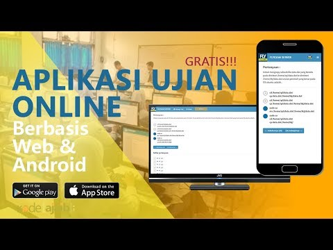 FlyExam - Aplikasi Ujian Online Berbasis Web & Mobile (Android) Gratis