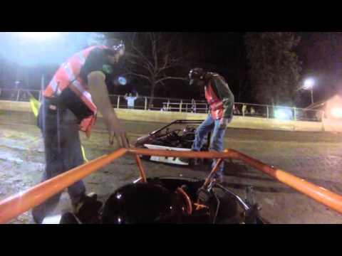 Jax Yohn Racing - Shellhammers Speedway - May 2, 2015