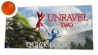 Unravel Two - Quick Look - Xbox One