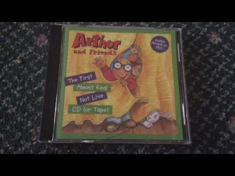 Arthur And Friends: The First Almost Real Not Live CD (or Tape): The Ballad of Buster Baxter
