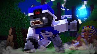 Minecraft: ATAQUE DE LOBISOMEN !!! - MURDER ‹ PAULINHU ›