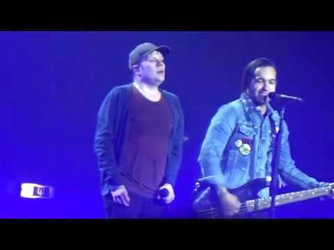 THE LAST OF THE REAL ONES - Fall Out Boy  live in Paris - 3/04/2018