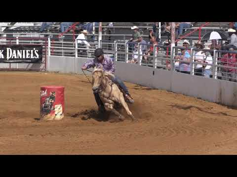 2019 Barrel Racing Texas Tradition Rodeo Youtube