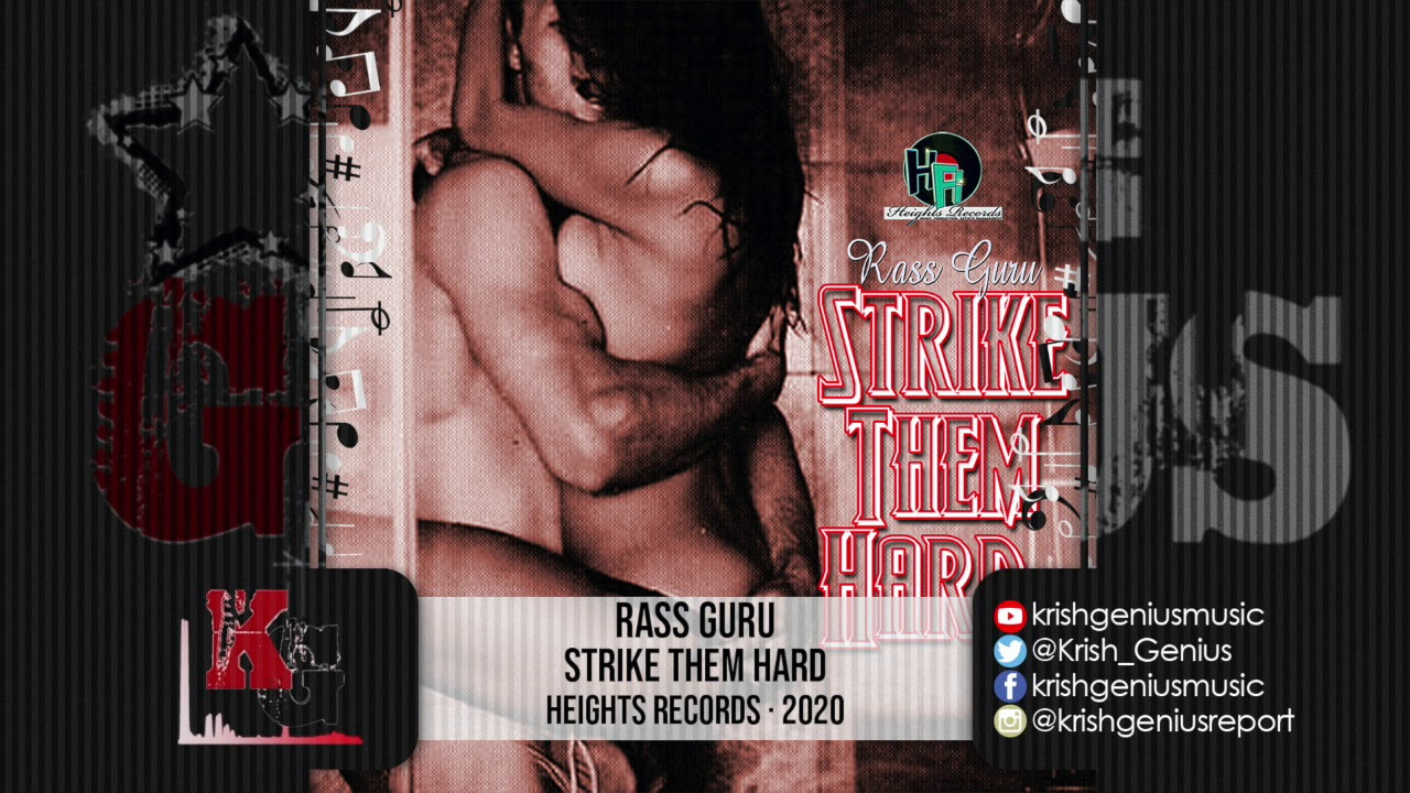 Rass Guru - Strike Them Hard (Official Audio 2020)
