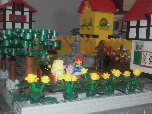 Bau meiner LEGO Stadt Teil 17