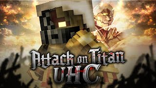 LE TITAN INVINCIBLE... (Attack on Titan UHC)
