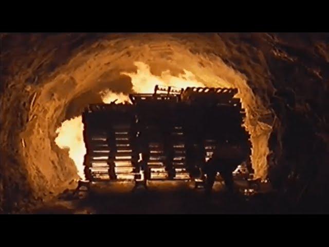 LUF 60 Röfix Tunneltest