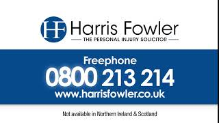 Harris Fowler 2019 TV ad 10 seconds