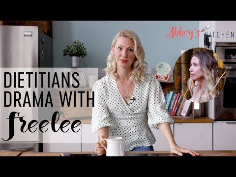 Dietitians Drama with Freelee The Banana Girl | Takedown Response Video