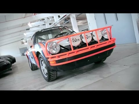 Porsche Museum Highlights Amazing 911 East African Safari Racer