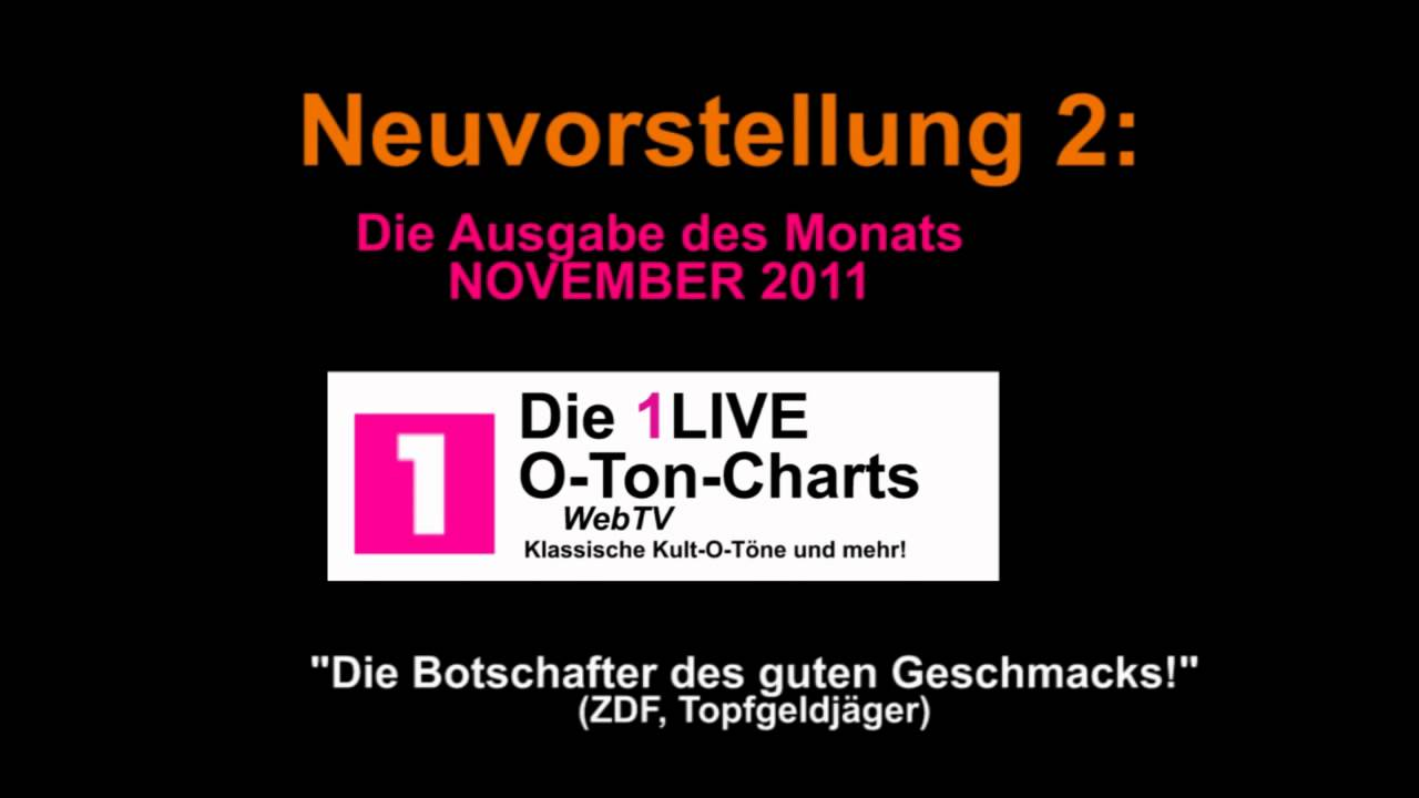 I Live O Ton Charts