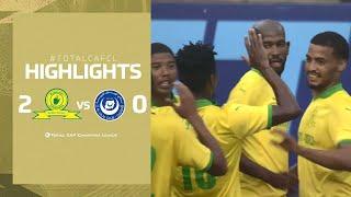 HIGHLIGHTS   Mamelodi Sundowns 2 - 0 Al Hilal   MD 1   TotalCAFCL