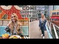 COME SHOPPING WITH ME & HAUL - TOPSHOP, ZARA, REISS, NEW LOOK & H&M VLOG | Scarlett London