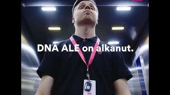 DNA ALE: Otto vei hintamme hissiin